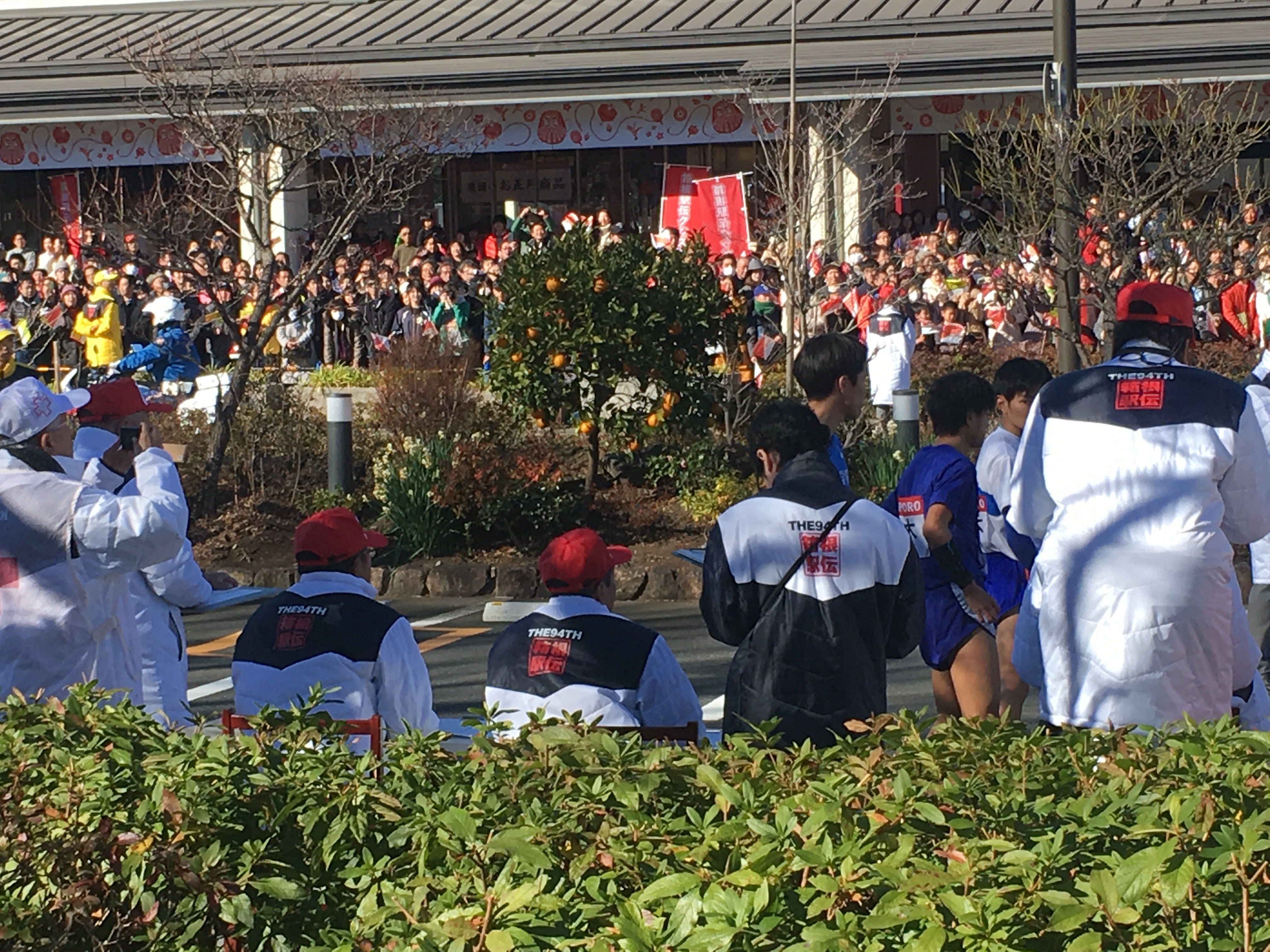 You are currently viewing 14秒の箱根駅伝